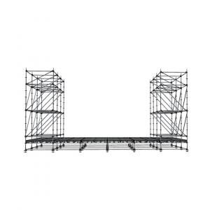 Estructura, rigging y escenarios